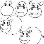 Hayvan Resimleri Nasıl Çizilir? 17