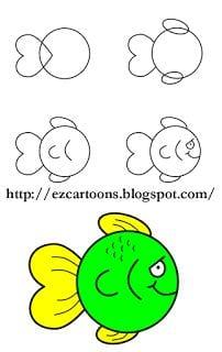 Hayvan Resimleri Nasıl Çizilir? 21