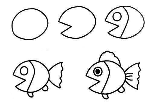 Hayvan Resimleri Nasıl Çizilir? 36