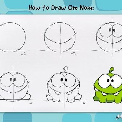 Hayvan Resimleri Nasıl Çizilir? 44
