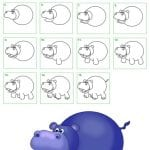 Hayvan Resimleri Nasıl Çizilir? 60