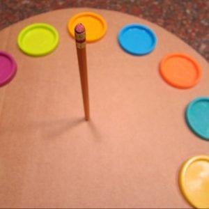 Kartondan Saat Nasıl Yapılır? 7