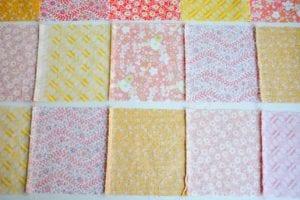 Kırkyama Bebek Battaniyesi Yapımı 20