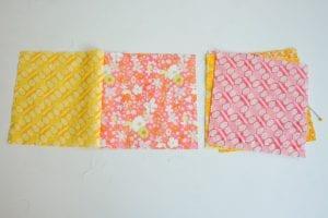 Kırkyama Bebek Battaniyesi Yapımı 24