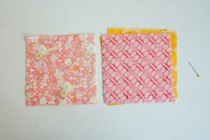 Kırkyama Bebek Battaniyesi Yapımı 25