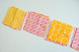 Kırkyama Bebek Battaniyesi Yapımı 27