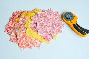 Kırkyama Bebek Battaniyesi Yapımı 29