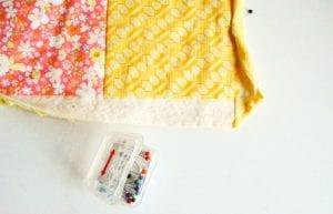 Kırkyama Bebek Battaniyesi Yapımı 6
