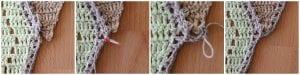 Kırkyama Örgü Battaniye Yapılışı 9