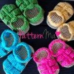 Kız Bebek Patiği Çeşitleri 106