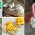 Kız Bebek Patiği Çeşitleri 108