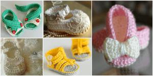 Kız Bebek Patiği Çeşitleri