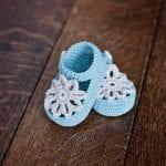 Kız Bebek Patiği Çeşitleri 10
