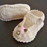 Kız Bebek Patiği Çeşitleri 11