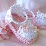 Kız Bebek Patiği Çeşitleri 18