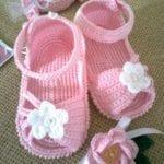 Kız Bebek Patiği Çeşitleri 19