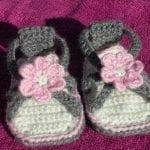 Kız Bebek Patiği Çeşitleri 24