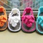 Kız Bebek Patiği Çeşitleri 28