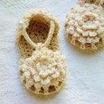 Kız Bebek Patiği Çeşitleri 29