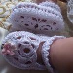 Kız Bebek Patiği Çeşitleri 52