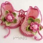 Kız Bebek Patiği Çeşitleri 76