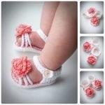 Kız Bebek Patiği Çeşitleri 81