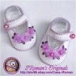Kız Bebek Patiği Çeşitleri 84