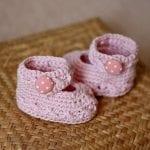 Kız Bebek Patiği Çeşitleri 91