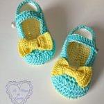 Kız Bebek Patiği Çeşitleri 94