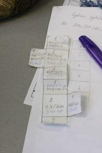 Küp Örgü Patik Modeli Yapılışı 4