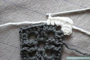 Nervürlü Bebek Battaniyesi Yapılışı 10