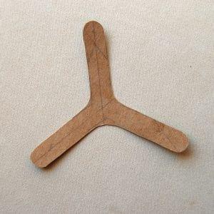 Okul Öncesi Etkinlik Bumerang Yapılışı 4