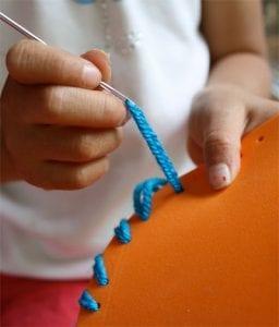 Okul Öncesi Evadan Çanta Yapımı Evadan Çanta Yapılışı 3