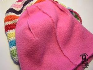 Örgü Şapka İçine Astar Nasıl Geçirilir? 1