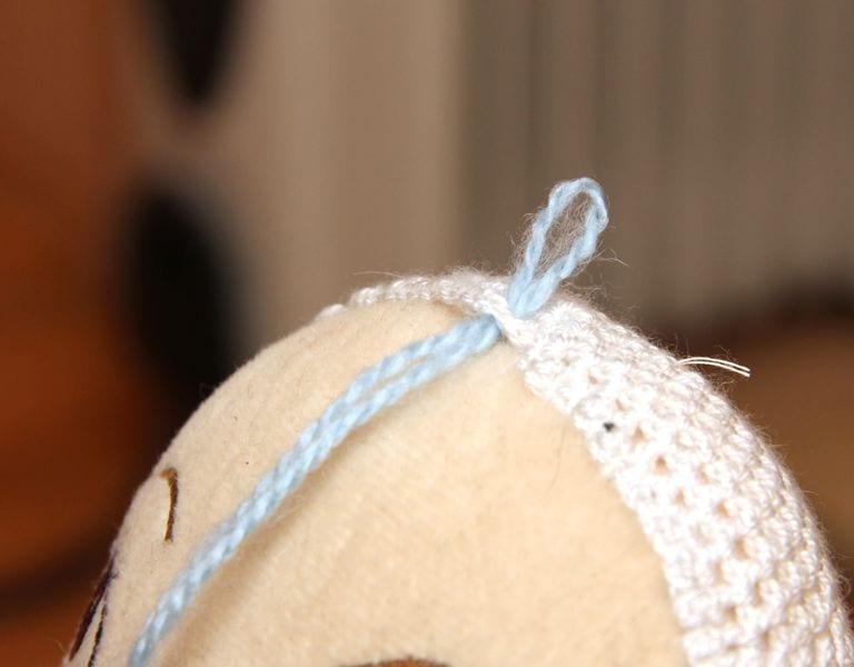Amigurumi Bebekte Saç Yapımı : Oyuncak bebeklere saç nasıl yapılır mimuu
