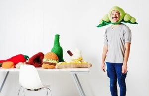Tığ İşi İlginç Şapka Modelleri