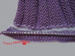 Tulum Bebek Battaniyesi Yapılışı 16