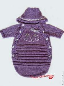 Tulum Bebek Battaniyesi Yapılışı 17