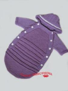 Tulum Bebek Battaniyesi Yapılışı 20
