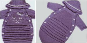 Tulum Bebek Battaniyesi Yapılışı
