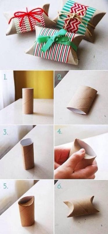 Tuvalet Kağıdı Rulosundan Neler Yapılır 44