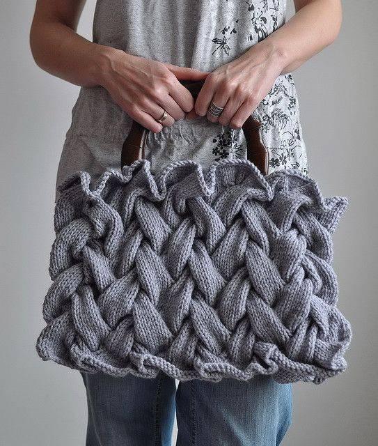 Örgü-tığ işi çanta modelleri, tığ işi ve örgü videoları için ... | 640x543