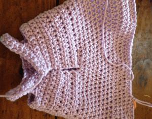 Amigurumi Bebek Elbise Yapımı 8