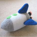 Amigurumi Roket Yapımı
