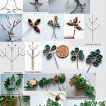 Boncuklardan Ağaç Nasıl Yapılır? 5