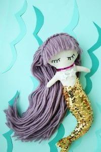 Deniz Kızı Oyuncak Nasıl Yapılır? 4