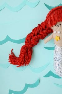 Deniz Kızı Oyuncak Nasıl Yapılır? 5