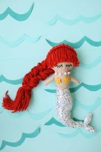 Deniz Kızı Oyuncak Nasıl Yapılır? 8