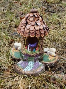 DIY, Ahşap Kuş Evi Süsleme Yapımı 6