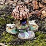 DIY, Ahşap Kuş Evi Süsleme Yapımı 8